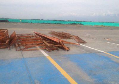 Demolicion Estacion De Bomberos Aeropuerto Cali 3
