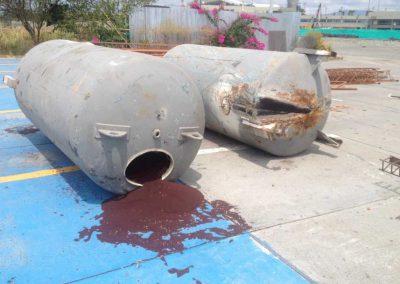 Demolicion Estacion De Bomberos Aeropuerto Cali 4