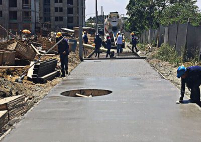 Proyecto Pavimentación Calle 50 El Verdal
